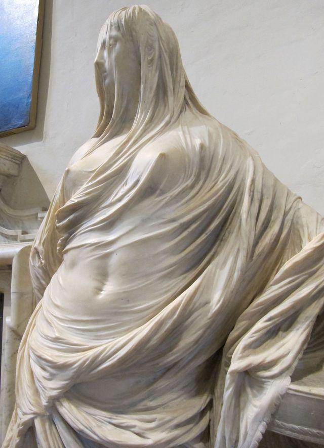 Antonio Corradini's Veiled Lady Italian Sculpture Galleria di Palazzo Barberini
