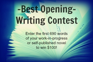 Best Opening Contest Submit Your Book