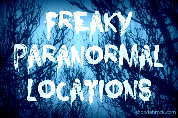 paranormal locations