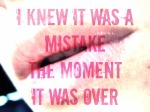 mistake quote