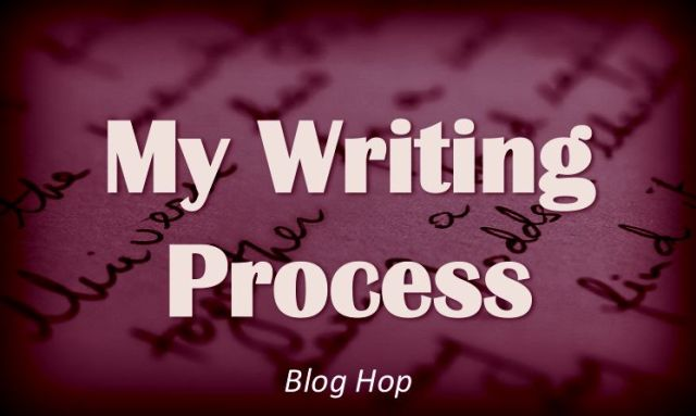 My Writing Process Blog Hop