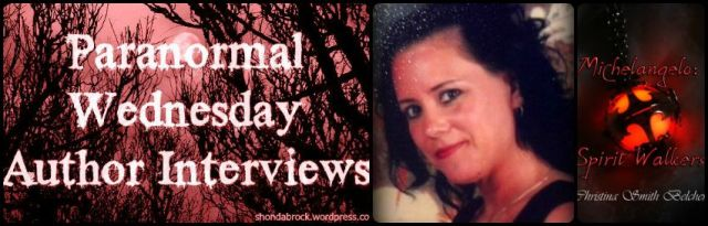 Paranormal Author Interview with Shonda Brock