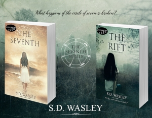 The Seventh and The Rift SD Wasley