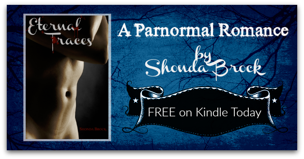 Free IR Multicultural Paranormal Romance on Amazon