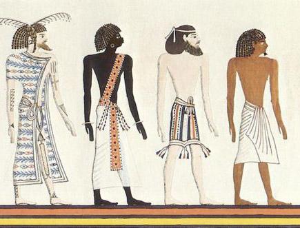Races of Egypt