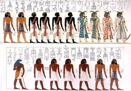 Were ancient Egyptians black